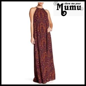 SHOW ME YOUR MUMU HIGH NECK DRESS